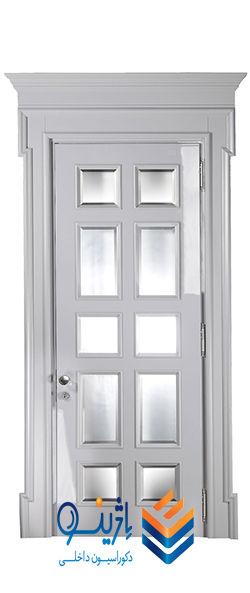 درب چوبی لوکس
